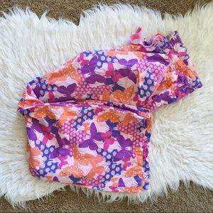 Old Navy Intimates Pink Butterfly Pajamas Pants